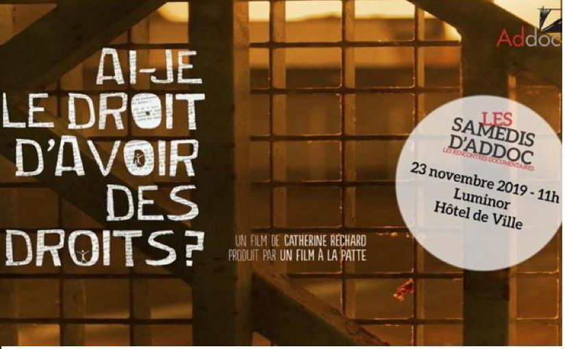 Samedi #22 – Ai-je le droit d'avoir des droits ? de Catherine Réchard
