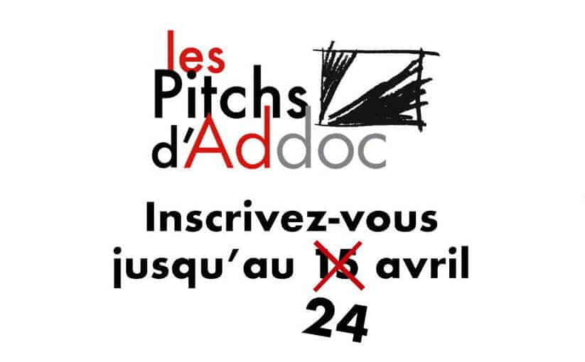 Les Pitchs d'Addoc #4